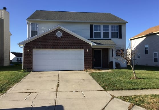 854 Treyburn Green Drive, Indianapolis, IN