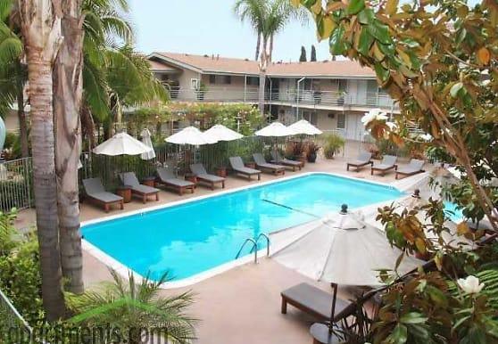 Palm Garden Apartments, South Pasadena, CA
