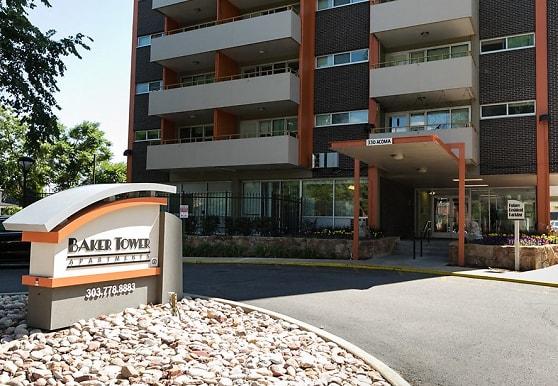Baker Tower Apartments, Denver, CO