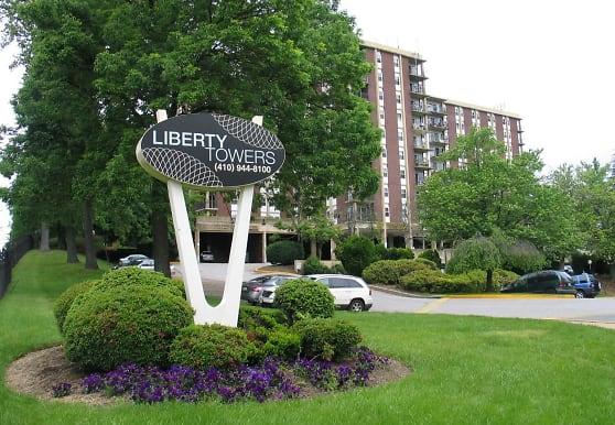 Liberty Towers, Gwynn Oak, MD