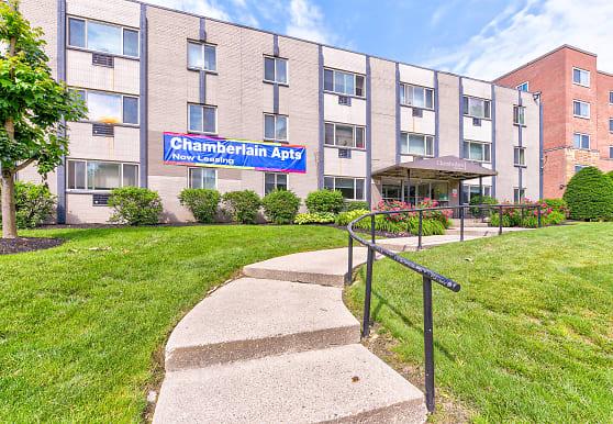 Chamberlain Apartments I & II, Dayton, OH