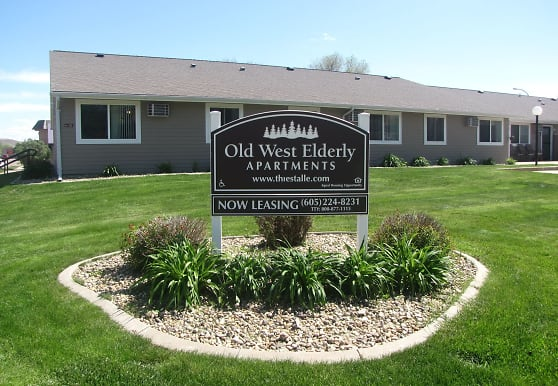 Old West Apartments, Fort Pierre, SD