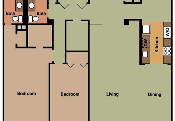 Hayes House Luxury Apartments