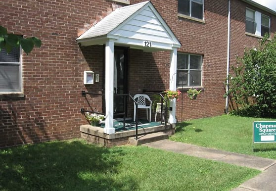 Chapman Square Apartments, Knoxville, TN