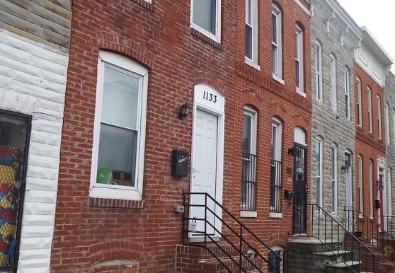 1133 W Cross St, Baltimore, MD