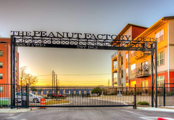 Peanut Factory Lofts, San Antonio, TX