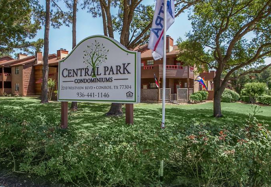 Central Park Condos, Conroe, TX
