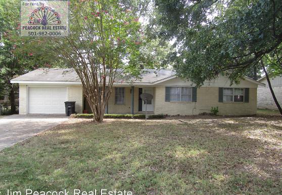 1033 Grayland Dr, Jacksonville, AR
