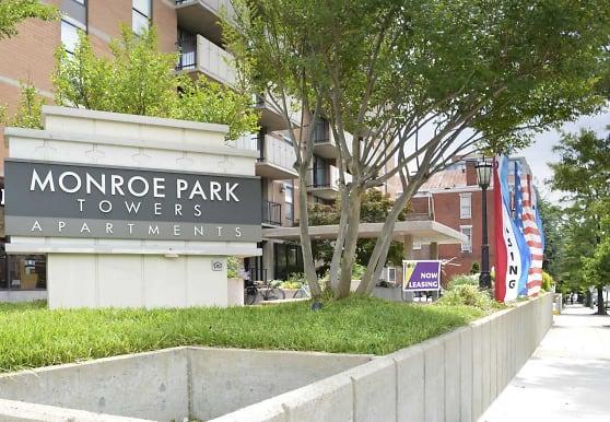 Monroe Park Towers, Richmond, VA