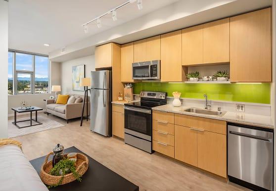 Brio Apartments, Bellevue, WA