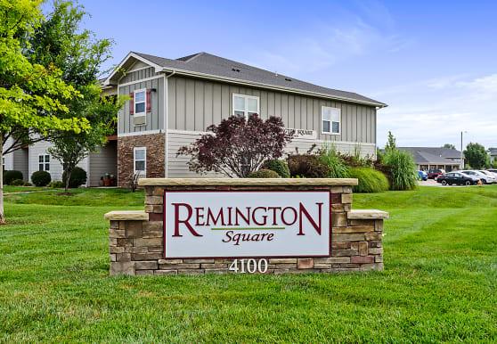 Remington Square, Lawrence, KS