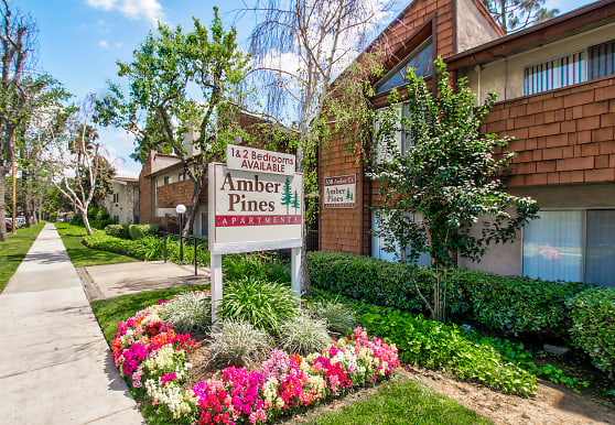 Amber Pines, Upland, CA