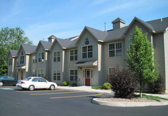 Thompson Park Apartments, Watertown, NY