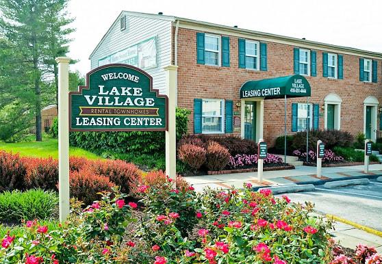 Lake Village Townhomes, Severn, MD