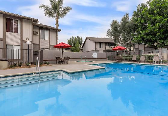 Monte Verde Apartment Homes, Anaheim, CA
