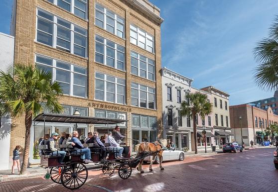 Cornerstone at King, Charleston, SC