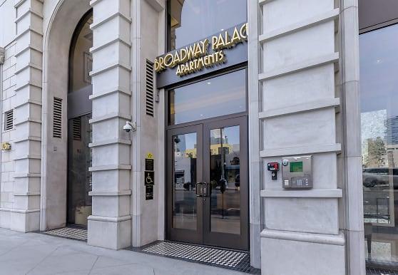 Broadway Palace Apartments, Los Angeles, CA