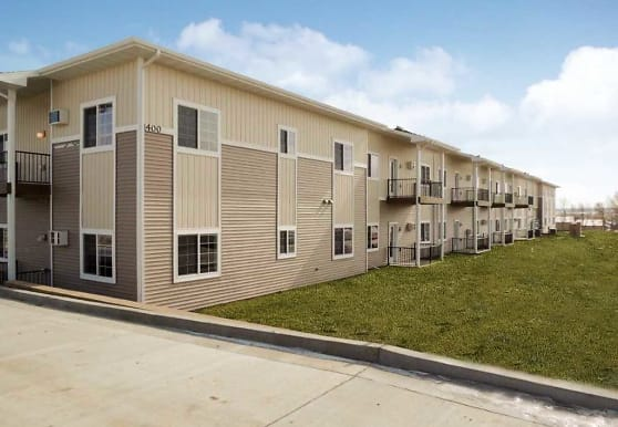 New Energy Apartments, Beulah, ND