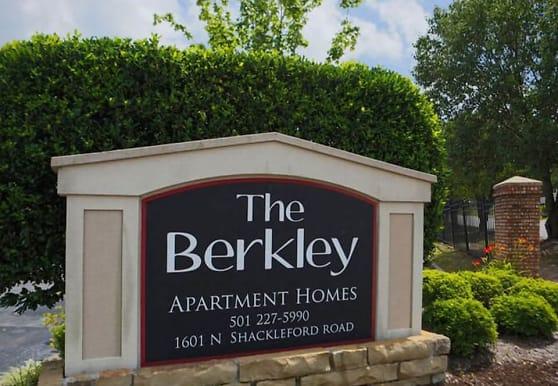 The Berkley Apartments, Little Rock, AR