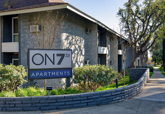 On 7th Apartment Homes, Upland, CA