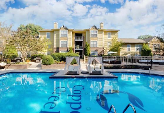 Copper Creek Apartments, Charlotte, NC