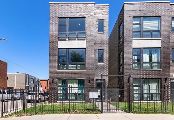 2520 W Harrison St 3, Chicago, IL