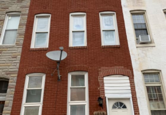 1733 McCulloh St, Baltimore, MD