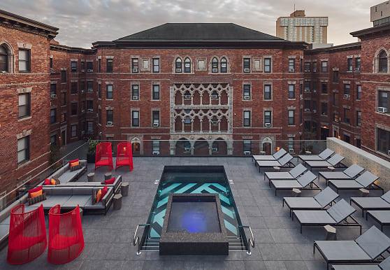 Hamilton Court Apartment, Philadelphia, PA