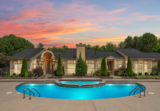 Steeplechase Apartments, Knoxville, TN
