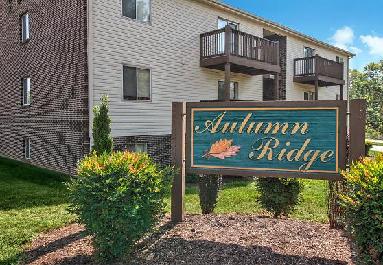 Autumn Ridge, Roanoke, VA