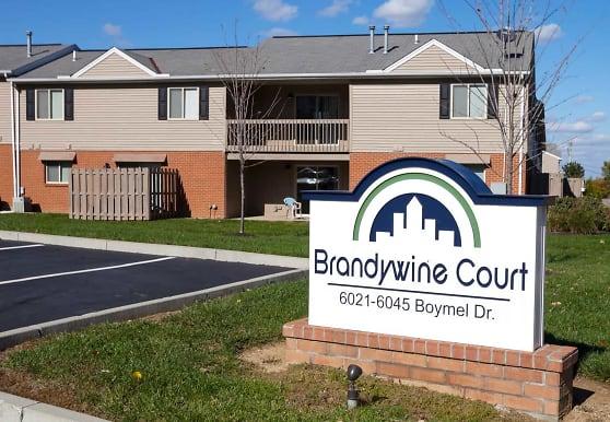 Brandywine Court, Fairfield, OH
