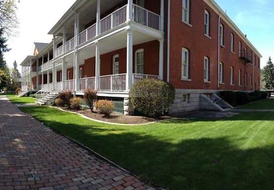 The Randolph Arms, Spokane, WA