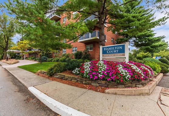 Hamilton Court Apartments, Morristown, NJ