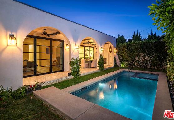 628 N Laurel Ave, Los Angeles, CA
