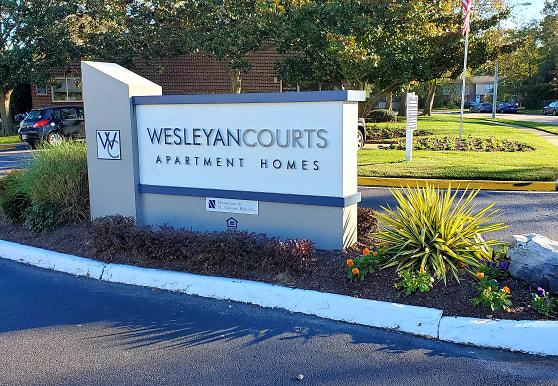 Wesleyan Courts Apartments, Virginia Beach, VA
