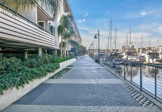 Villa del Mar, Marina Del Rey, CA