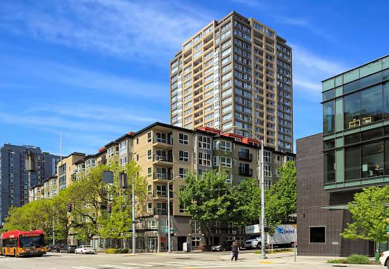 Centennial Tower and Court, Seattle, WA