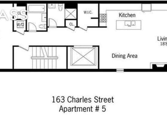 163 Charles St 5, New York, NY