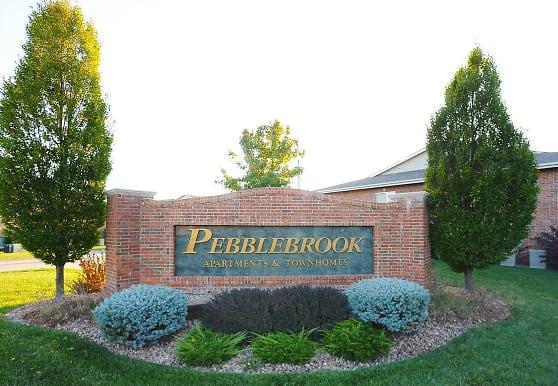 Pebblebrook Apartments And Townhomes, Manhattan, KS