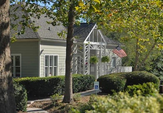 view of back of property, Audubon Lake Apartment Homes