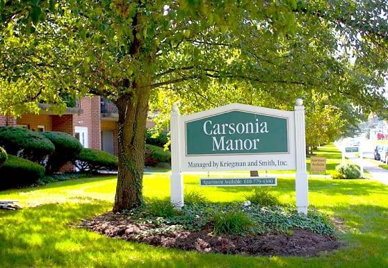 Carsonia Manor, Reading, PA