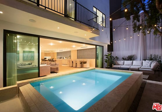 508 N Sweetzer Ave, Los Angeles, CA