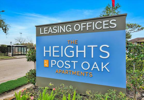 Heights at Post Oak, Houston, TX
