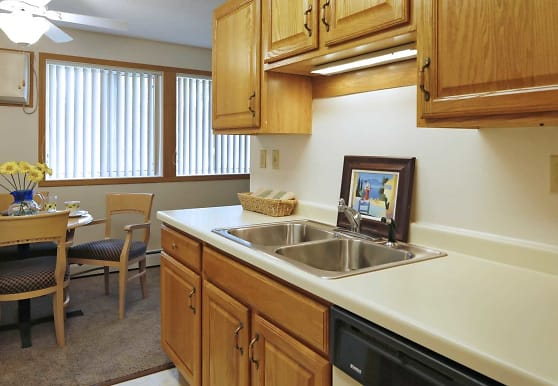 Eastview Apartments, Eveleth, MN