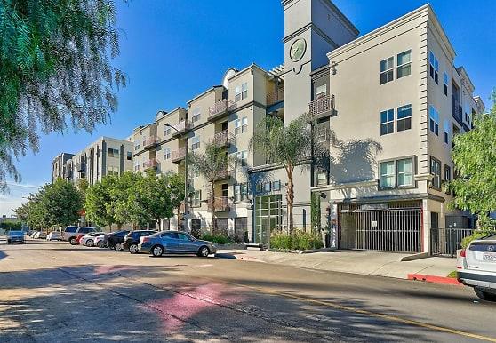Boulevard on Wilshire, Los Angeles, CA
