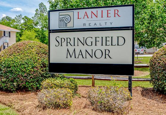 Springfield Manor, Springfield, GA