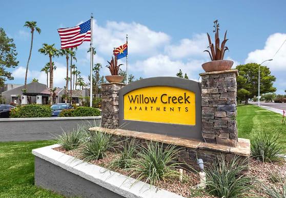 Willow Creek, Tempe, AZ