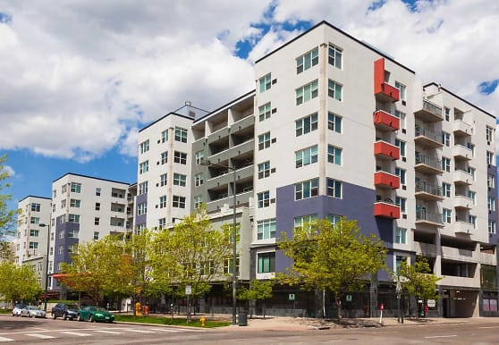 The Residences at Capitol Heights, Denver, CO