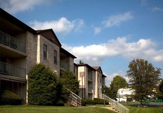 Country Club Apartments, Reading, PA