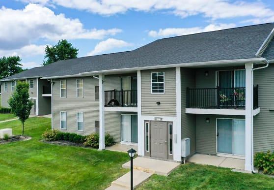Northridge Meadow Apartments, Northville, MI